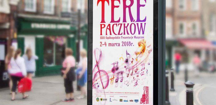 Już 2 marca XXIII Ogólnopolskie Prezentacje Muzyczne TEREPACZKÓW